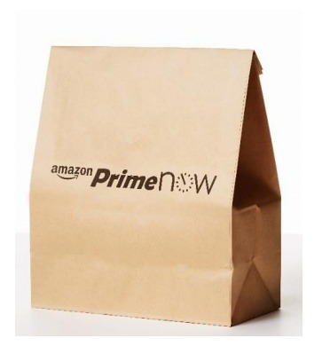 「Prime Now」専用バッグ
