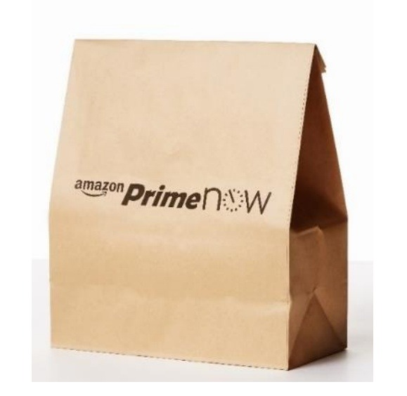 Prime Now 専用バッグ