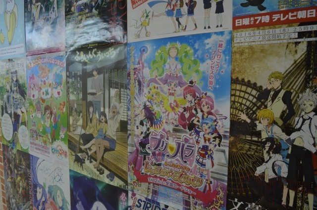 AnimeJapan 2016「WALL OF ANIMATION 2016」