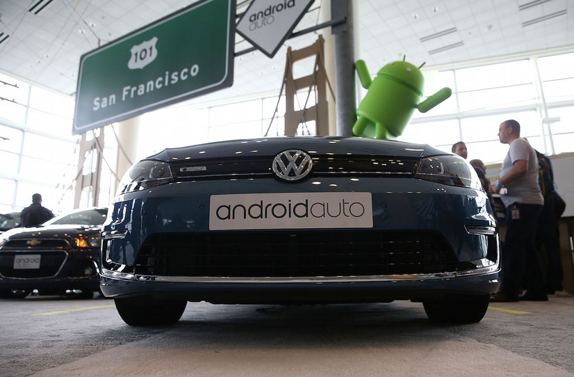 Android Auto(C)Getty Images