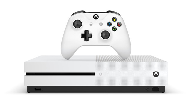 Xbox Oneの小型化新モデル「Xbox One S」海外発売日決定!