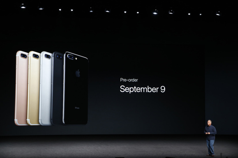 iPhone 7 (C)Getty Images