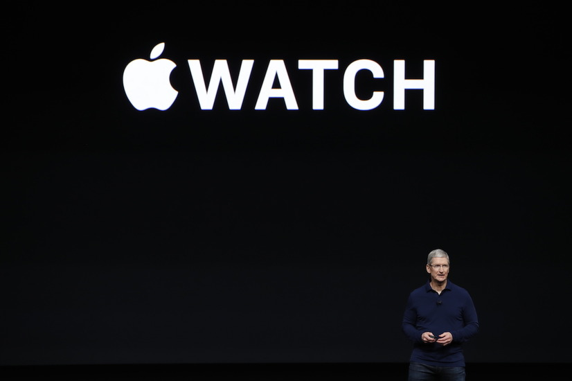 Apple Watch Series 2 (C)Getty Images