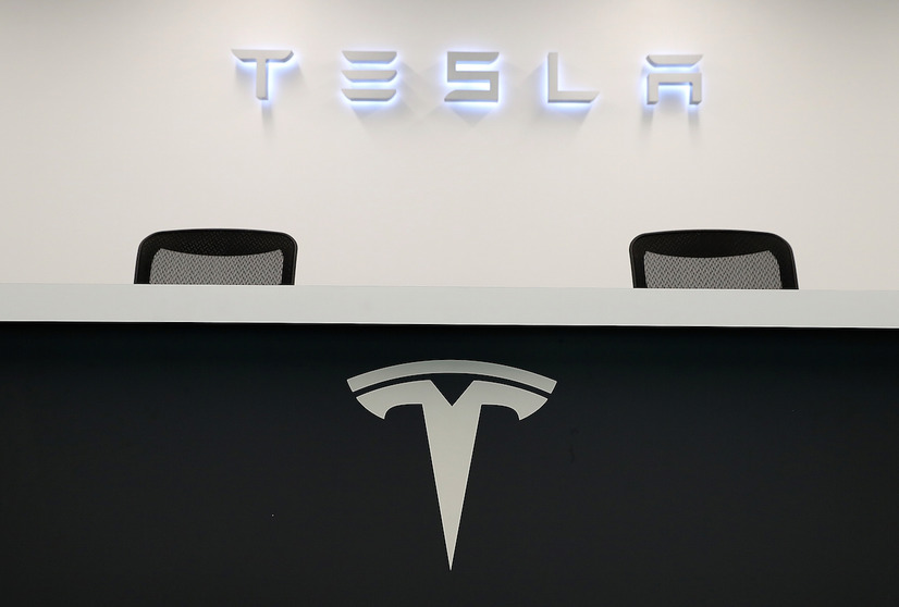 Tesla(C)Getty Images