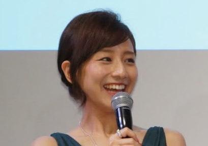 田中美里さんのあご