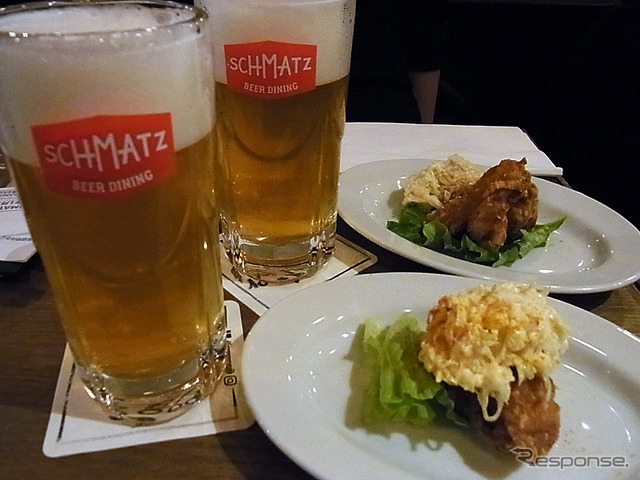 SCHMATZ BEER DINING 神田