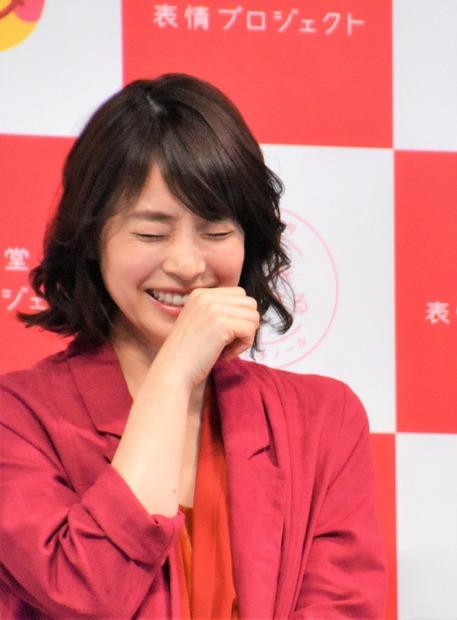 ヘアスタイルが素敵な石田ゆり子さん