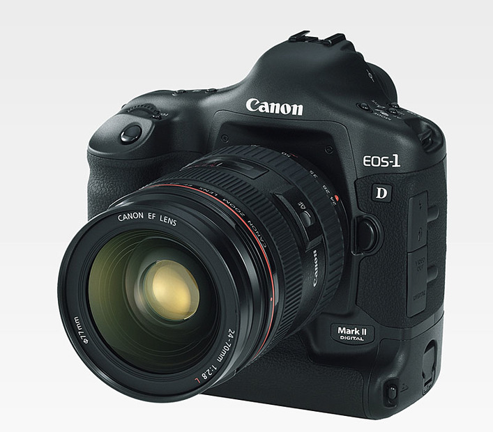 EOS-1D Mark II