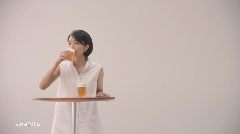 搾り cm 番 一 キリン一番搾りCMで堤真一がビールとふたりきりで海辺のコロナ対策!?