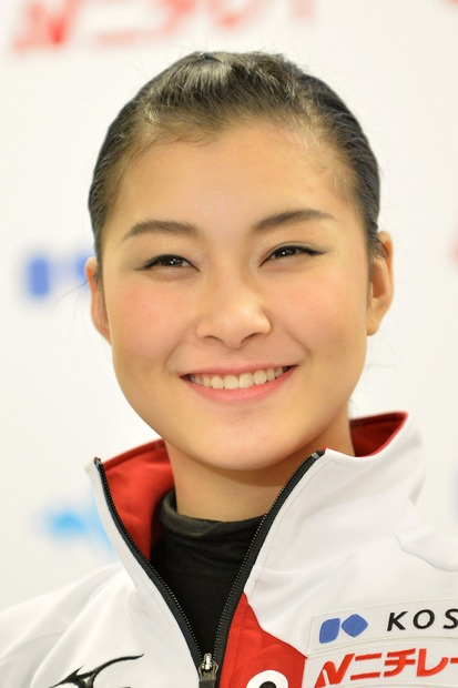 村上佳菜子(c)Getty Images