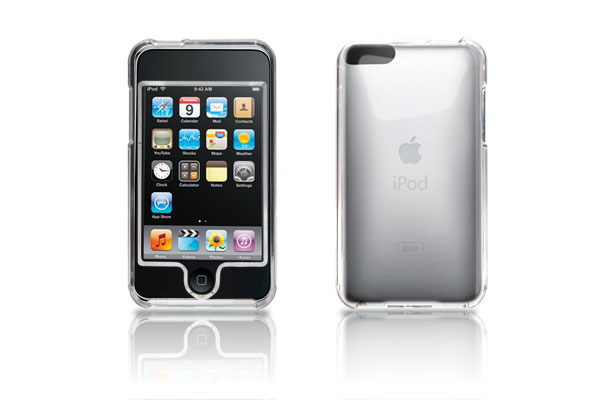 TUNESHELL for iPod touch 2G(iPod touchは別売)