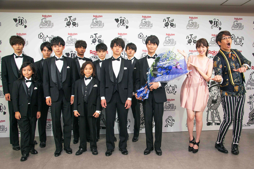 「BoysAward Audition 4th」グランプリは石川出身の14歳、釜谷悠平