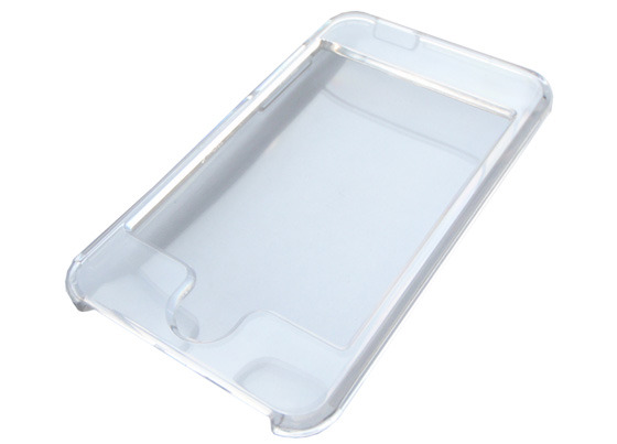 CRYSTAL CASE for 2nd iPod touch