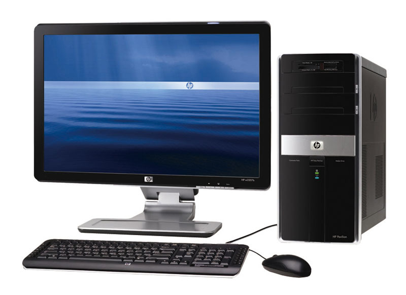 HP Pavilion Desktop PC m9580jp/CT