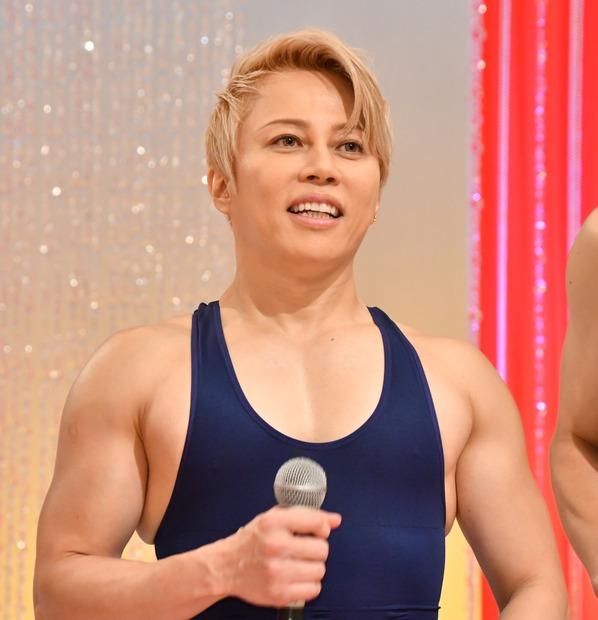 貴教 西川 筋肉 体操