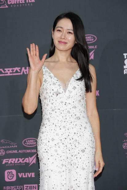 「2018 The Seoul Awards In Seoul」Son Ye-Jin (Photo by Han Myung-Gu/WireImage)