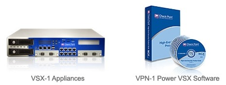 VSX-1 / VPN-1 Power VSX