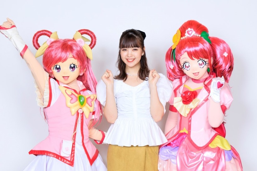 (C)2020 映画ヒーリングっど▽プリキュア製作委員会(C)2021 San-X Co., Ltd. All Rights Reserved.