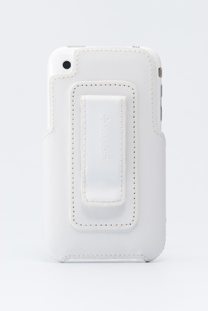 Holster Style for iPhone 3G ホワイト