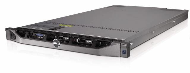 「Energy Star for Computer Servers 1.0」準拠のDell PowerEdge R610