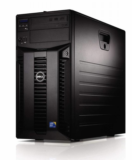 タワーサーバ「Dell PowerEdge T310」