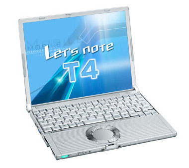 Let'snote CF-T4