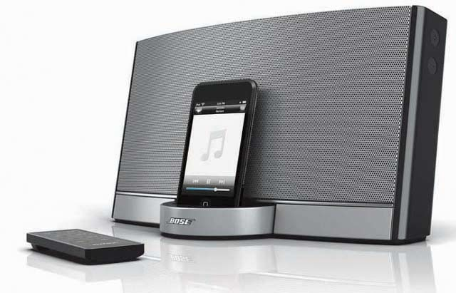 対象商品「SoundDock Portable digital music system」