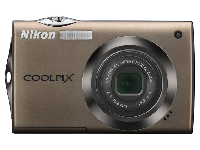 COOLPIX S4000正面