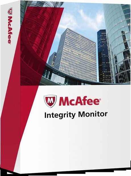 McAfee Integrity Monitorパッケージイメージ