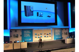 【COMPUTEX TAIPEI 2010(Vol.12):動画】インテル基調講演ハイライト――Sandy Bridge、Canoe Lake、Oak Trail