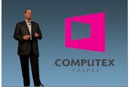 【COMPUTEX TAIPEI 2010(Vol.15)】マイクロソフト、次世代組み込みOS「Windows Embedded Compact 7」CTP版を公開 画像