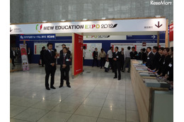 New Education Expo 2012開幕…教育ICT機器・教材、校務支援、防災など 画像