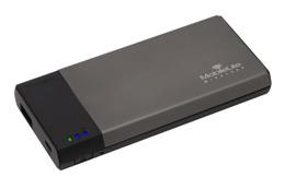 SD・UBSメモリ内のファイルをスマホ・タブでワイヤレス共有、補助バッテリにもなるリーダー