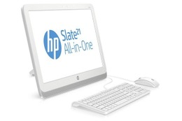 HP、Tegra 4搭載で21.5型の大型Android端末「HP Slate 21 All-in-One(AiO)」