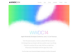 "Apple、「WWDC 14」を6月2日に開幕……""Write the code. Change the world."" 画像"