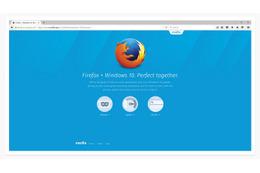 Windows 10に正式対応、「Firefox 40」がリリース