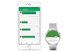 Android Wear、iPhoneでも利用可能に……「Android Wear for iOS」をGoogleが公開 画像