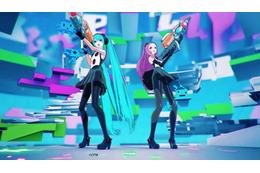 安室奈美恵×初音ミク、コラボ楽曲のMV公開……全編フルCGで夢の共演