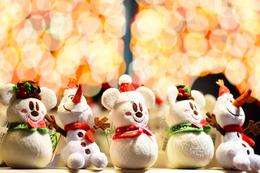 【フォトレポート】ロマンチックすぎるTDLの「クリスマス・ファンタジー」