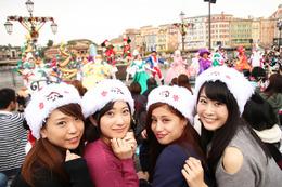 東京ディズニーリゾートのクリスマス女子会をプレイバック!
