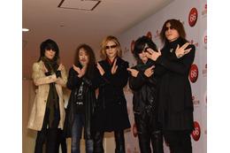 【NHK紅白】X JAPAN、ステージにはhideとTAIJIも共に