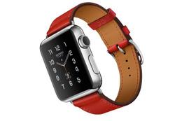 革製バンドの高級モデル「Apple Watch Hermes」、オンラインでも発売