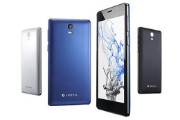 FREETEL「Priori 3S LTE」、12日に発売