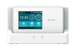 国内最速下り最大300Mbps対応、ドコモがモバイルルータ「N-01H」を17日に発売