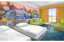 """新ディズニーホテル""""ディスカバー""""がテーマの第2棟、9月10日オープン"""