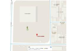 わかるかな?Googleマップが『ゼルダの伝説』仕様になっている