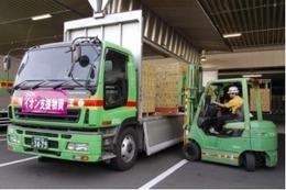 被災地へ物資を迅速に届ける---JALとイオンが覚書締結