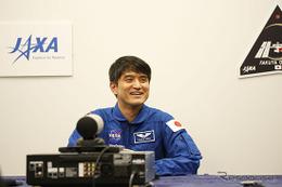 フライトまで3カ月!大西宇宙飛行士が記者会見
