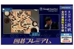 人工知能がプロ棋士に勝ち越し! 世紀の囲碁対決は人間側が1勝4敗で終局