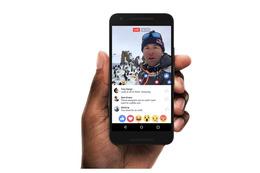 Facebookで、ライブ動画を通じたグループコミュニケーションが可能に